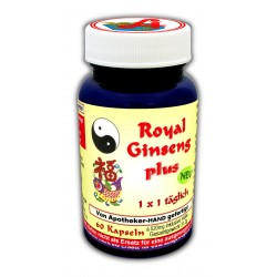 "Royal Ginseng plus ""NEU"""