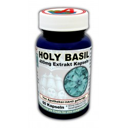Holy Basil 400mg Extrakt...