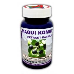 Maqui Kombi Extrakt Kapseln
