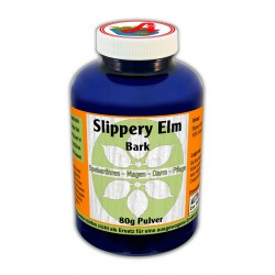 Slippery Elm Bark Pulver