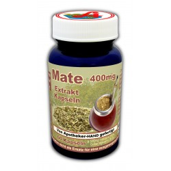 Mate Extrakt 400 mg Kapseln