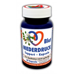 Blut Niederdruck Support