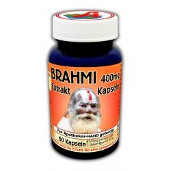 Brahmi 400 mg Extrakt Kapseln