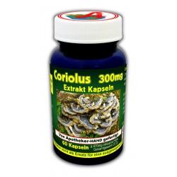 Coriolus 300 mg Kapseln