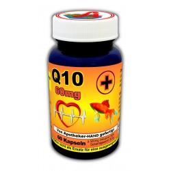 Q 10 plus 60 mg Kapseln