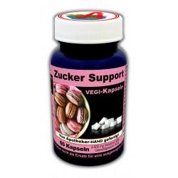 Zucker Support Vegikapseln